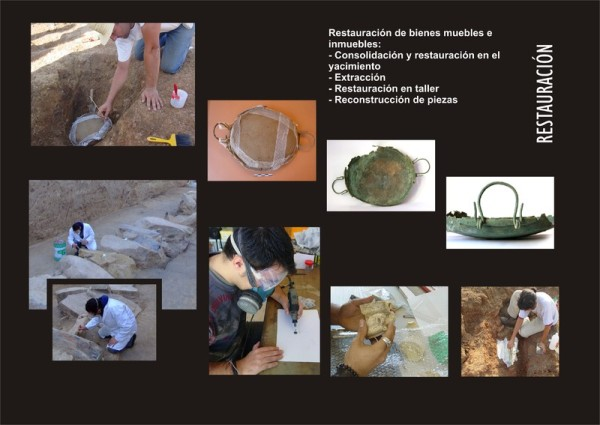 Arqueologia y gestion restauraci n for Patrimonio mueble